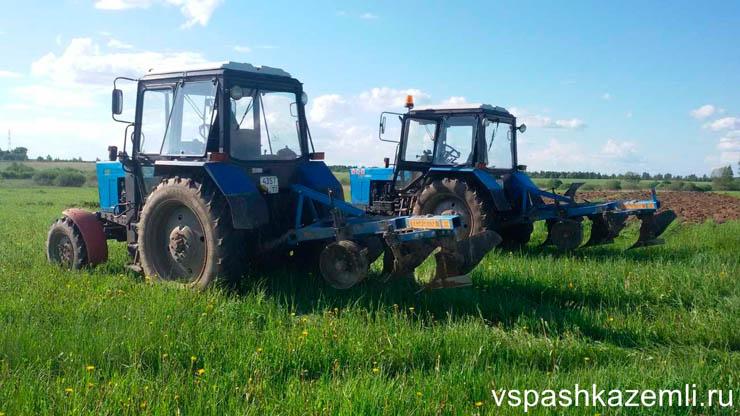 Наши трактора